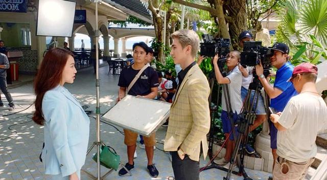 Dàn diễn viên Tình khúc Bạch Dương tái ngộ trong phim mới trên VTV3 - Ảnh 8.