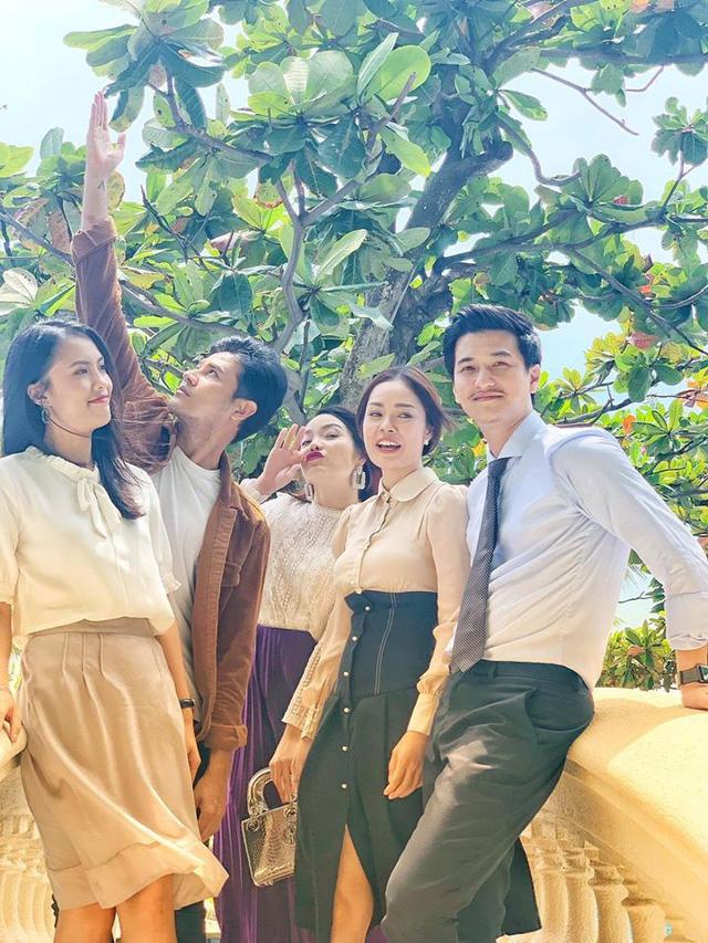 Dàn diễn viên Tình khúc Bạch Dương tái ngộ trong phim mới trên VTV3 - ảnh 1