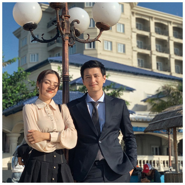 Dàn diễn viên Tình khúc Bạch Dương tái ngộ trong phim mới trên VTV3 - ảnh 9