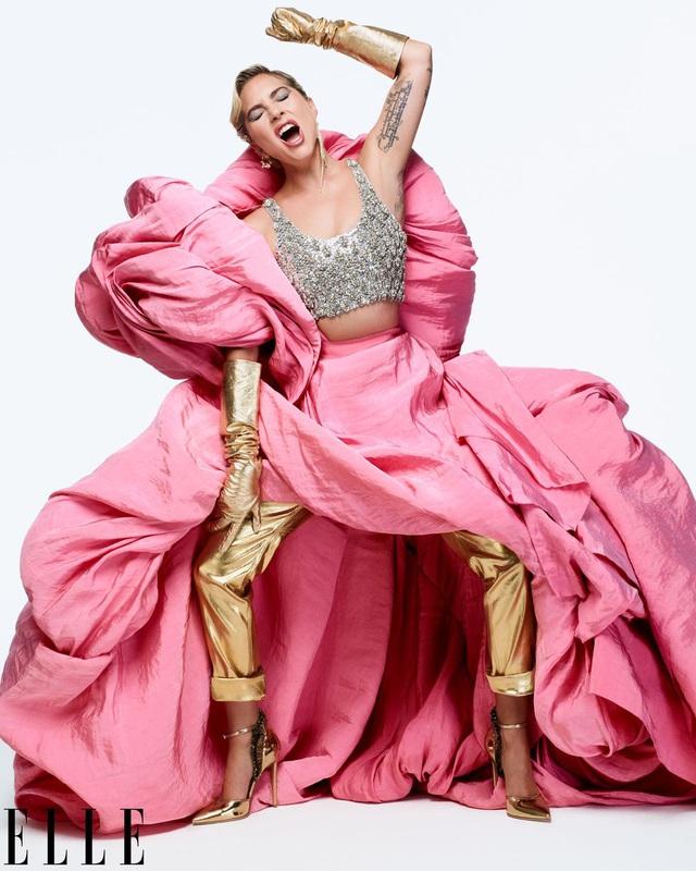 Lady Gaga: Vẫn độc, lạ và đẳng cấp - Ảnh 4.
