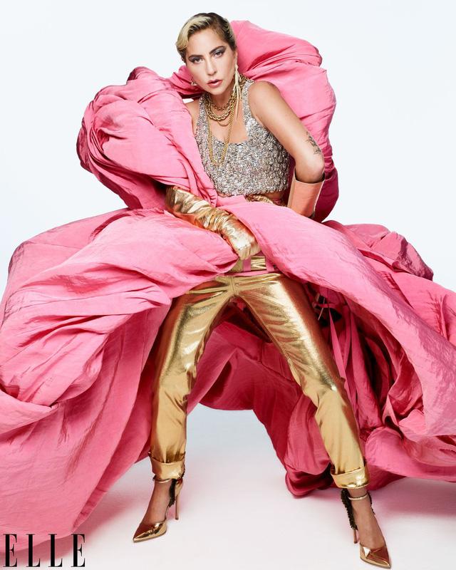 Lady Gaga: Vẫn độc, lạ và đẳng cấp - Ảnh 5.