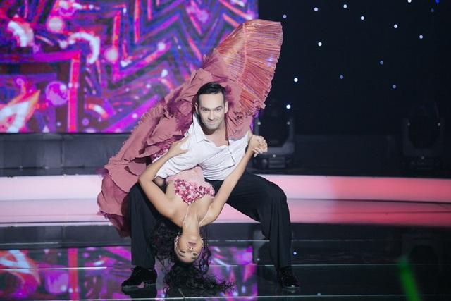 Đoan Trang và trai đẹp Bước nhảy hoàn vũ tái hợp trong 60 phút rực rỡ - Ảnh 3.