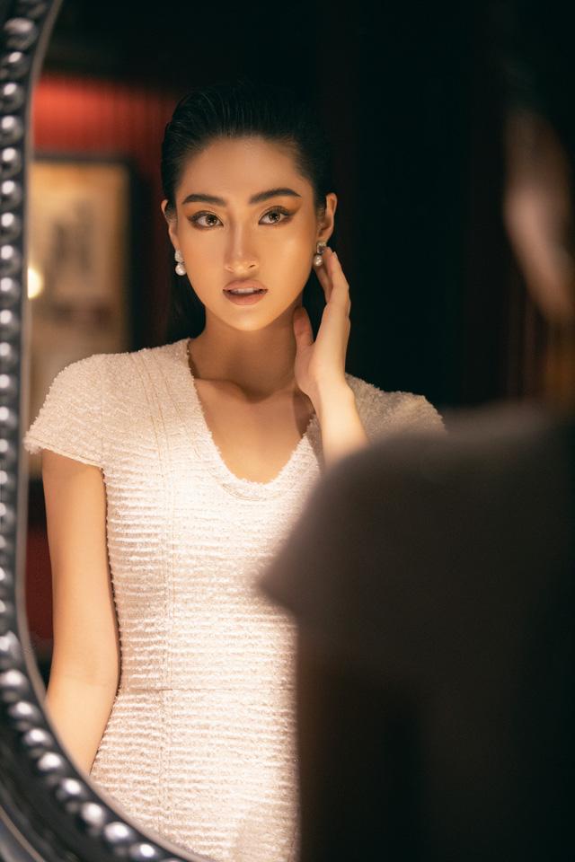 """Hoa hậu Lương Thùy Linh """"mách nhỏ"""" phong cách đồ thu đông 2019 - Ảnh 6."""