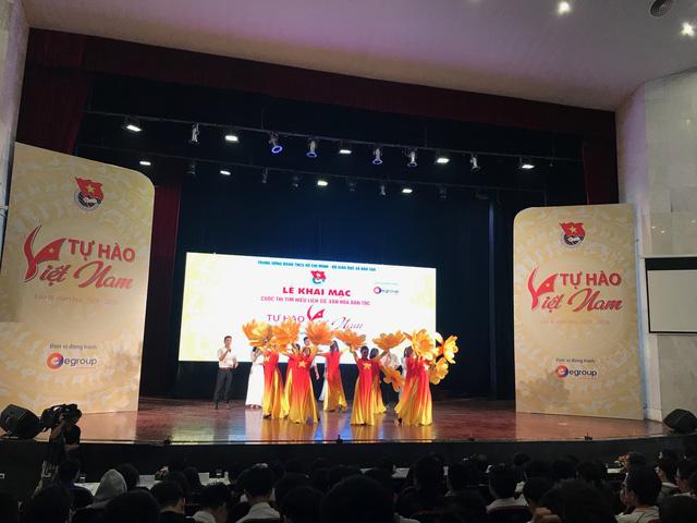 Phát động cuộc thi tìm hiểu lịch sự, văn hóa dân tộc Tự hào Việt Nam lần thứ III - ảnh 1