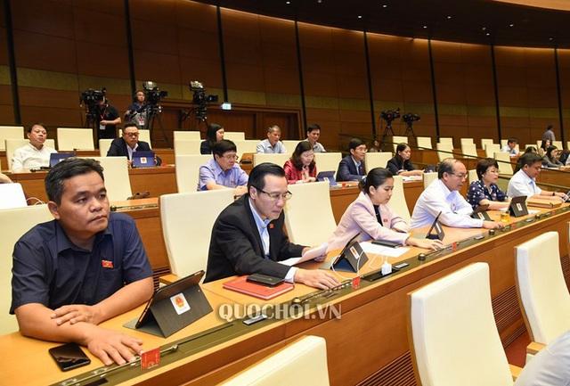 88,2% đại biểu tán thành, Quốc hội thông qua Nghị quyết về kế hoạch phát triển kinh tế - xã hội năm 2020 - Ảnh 2.