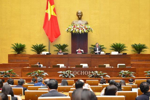 88,2% đại biểu tán thành, Quốc hội thông qua Nghị quyết về kế hoạch phát triển kinh tế - xã hội năm 2020 - Ảnh 6.