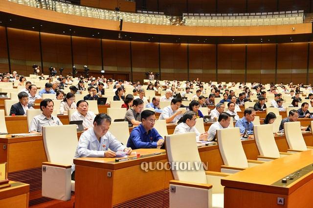88,2% đại biểu tán thành, Quốc hội thông qua Nghị quyết về kế hoạch phát triển kinh tế - xã hội năm 2020 - Ảnh 5.