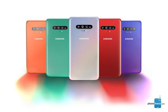 Galaxy S11: Có đến 5 phiên bản, màn hình lên tới 6,9 inch, hỗ trợ 5G - Ảnh 2.