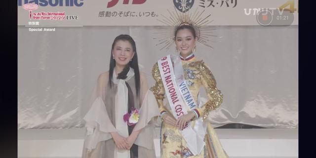 Chung kết Miss International 2019: Tường San lọt Top 8, giành giải quốc phục đẹp nhất - Ảnh 2.