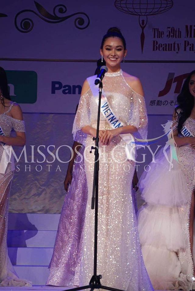 Chung kết Miss International 2019: Tường San lọt Top 8, giành giải quốc phục đẹp nhất - Ảnh 5.