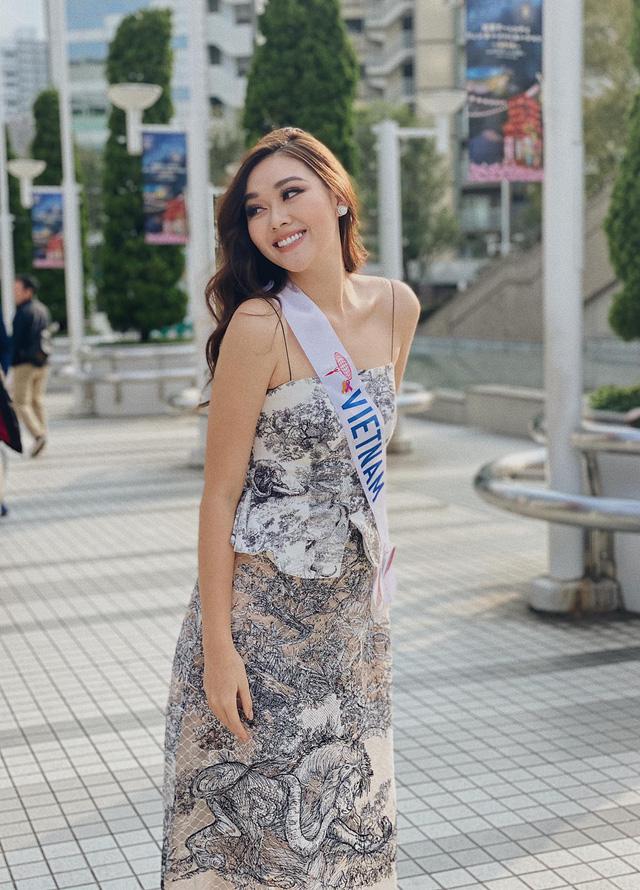 Chung kết Miss International 2019: Tường San được dự đoán đăng quang Á hậu trước giờ G - Ảnh 3.