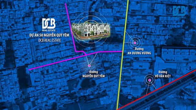 Quận Bình Tân: Sức hút lớn từ các khu đất giá trị khu Tây Sài Gòn - Ảnh 1.