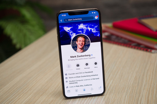 Facebook âm thầm sử dụng camera của người dùng iPhone? - Ảnh 2.