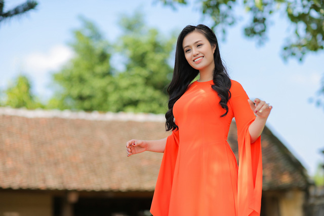 Quán quân sao mai Lương Hải Yến dành MV đầu tay tặng mẹ - Ảnh 7.