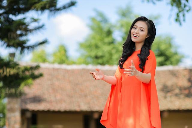 Quán quân sao mai Lương Hải Yến dành MV đầu tay tặng mẹ - Ảnh 5.