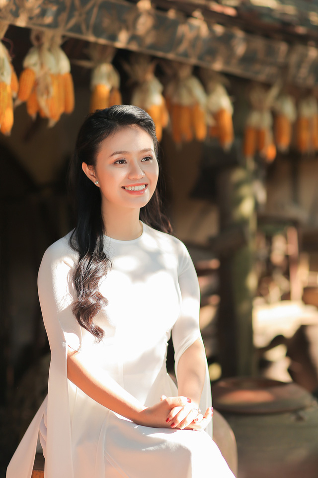 Quán quân sao mai Lương Hải Yến dành MV đầu tay tặng mẹ - Ảnh 4.