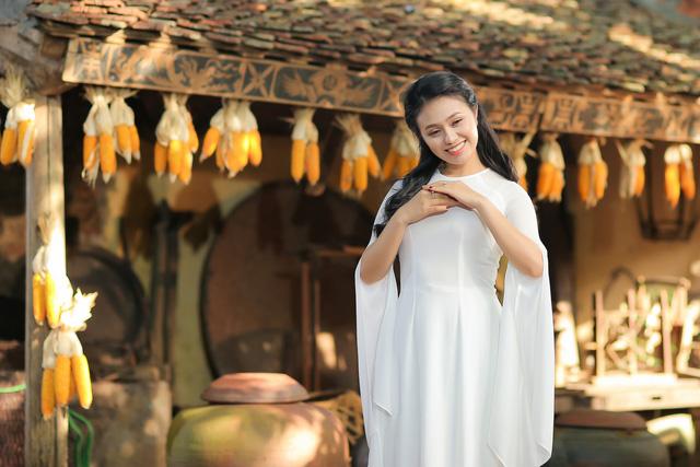 Quán quân sao mai Lương Hải Yến dành MV đầu tay tặng mẹ - Ảnh 3.