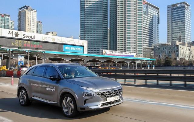 Xuất khẩu ô tô điện của Hàn Quốc tăng trưởng mạnh - Ảnh 1.