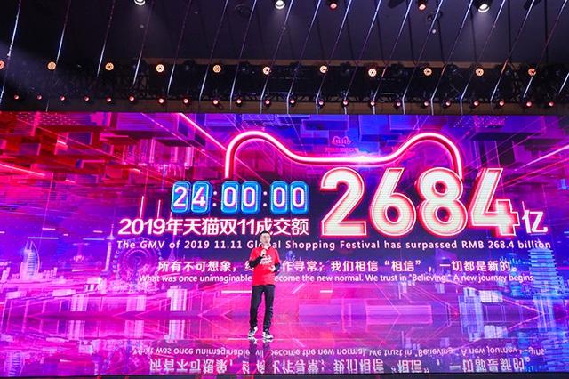 Từ ngày mua sắm Lễ độc thân đến thương vụ IPO của Alibaba - Ảnh 2.