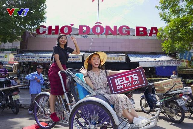 Siêu mẫu - MC Phương Mai vác bụng bầu tham gia IELTS FACE-OFF số 14 - Ảnh 3.