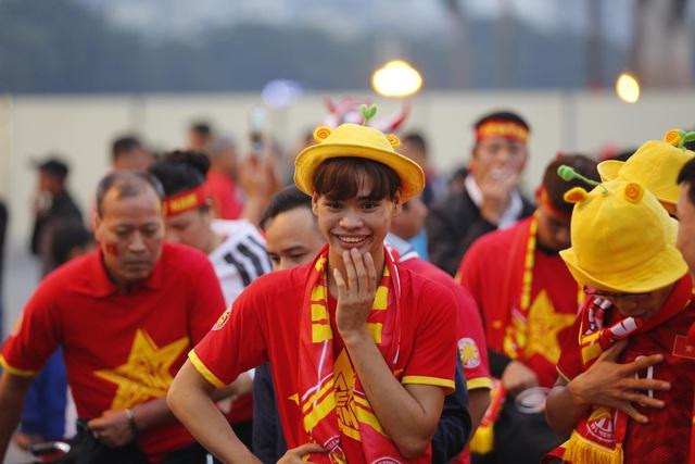 Thắt chặt an ninh trước thềm trận đấu ĐT Việt Nam - ĐT UAE - Ảnh 6.