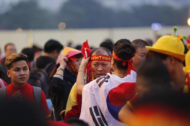 Thắt chặt an ninh trước thềm trận đấu ĐT Việt Nam - ĐT UAE - Ảnh 3.