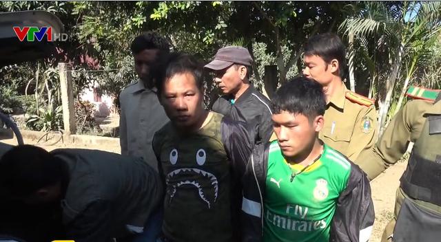 Phát hiện vụ vận chuyển ma túy từ Lào về Việt Nam - Ảnh 2.