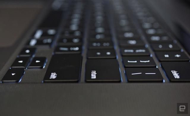 Apple trình làng MacBook Pro 16 inch: Bàn phím mới, mạnh nhất từ trước đến nay, giá từ 2.399 USD - ảnh 1