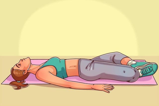 8 bài tập giúp bạn ngủ ngon hơn - ảnh 4