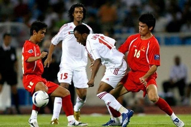 ĐT Việt Nam – ĐT UAE: Những con số đối đầu trong quá khứ - Ảnh 1.