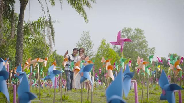 Huỳnh Anh theo đuổi bà mẹ đơn thân trong phim mới Tiệm ăn dì ghẻ - Ảnh 1.