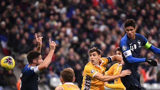 ĐT Pháp 2-1 ĐT Moldova: 3 điểm nhọc nhằn - Ảnh 2.