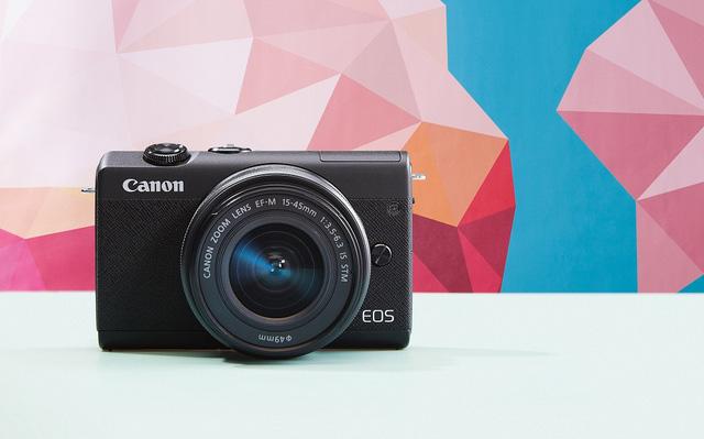 Canon ra mắt máy ảnh quốc dân EOS M200, giá từ 15,9 triệu đồng - ảnh 1