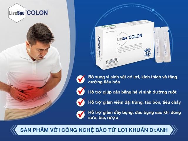Cảnh báo lạm dụng kháng sinh trong đẩy lùi bệnh viêm loét đại tràng - Ảnh 4.