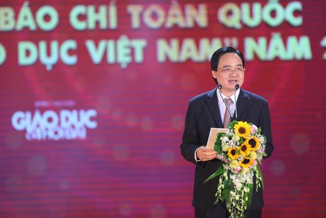 Báo điện tử VTV News giành giải Ba giải Báo chí toàn quốc Vì sự nghiệp giáo dục Việt Nam - Ảnh 1.