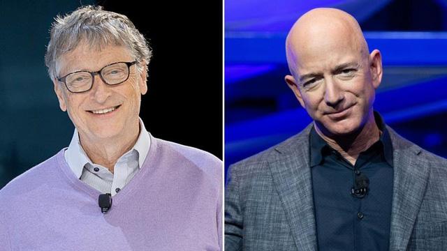 Bill Gates trở lại ngôi giàu nhất thế giới - Ảnh 2.