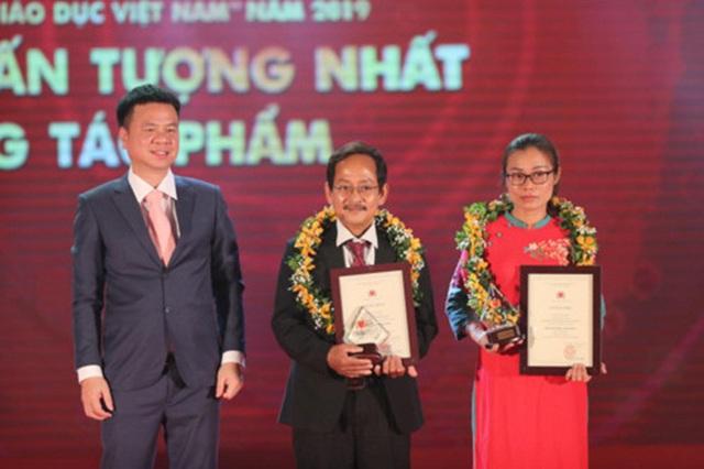 VTV giành 4 giải báo chí toàn quốc Vì sự nghiệp giáo dục Việt Nam 2019 - Ảnh 4.