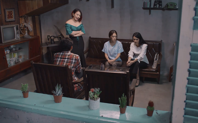 Tiệm ăn dì ghẻ - Tập 1: Ra tù, Minh (Quang Tuấn) khiến khán giả xúc động vì tình yêu dành cho con gái - Ảnh 5.
