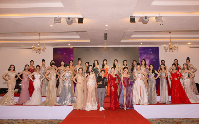 20 cô gái lọt Chung kết cuộc thi Người đẹp xứ dừa tại Lễ hội Dừa Bến Tre 2019 - Ảnh 1.
