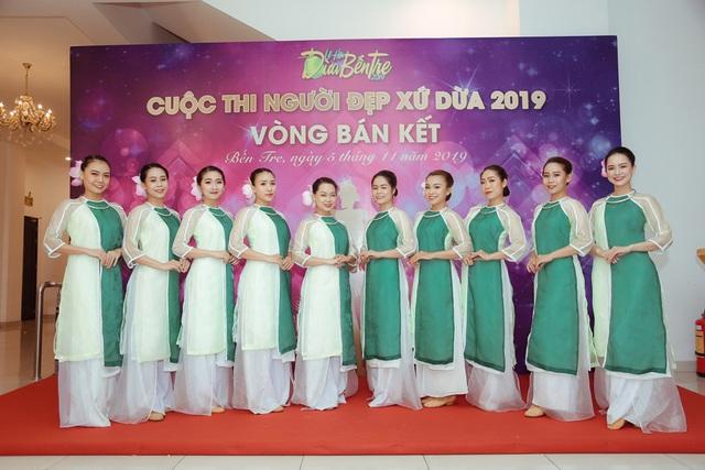 20 cô gái lọt Chung kết cuộc thi Người đẹp xứ dừa tại Lễ hội Dừa Bến Tre 2019 - Ảnh 2.