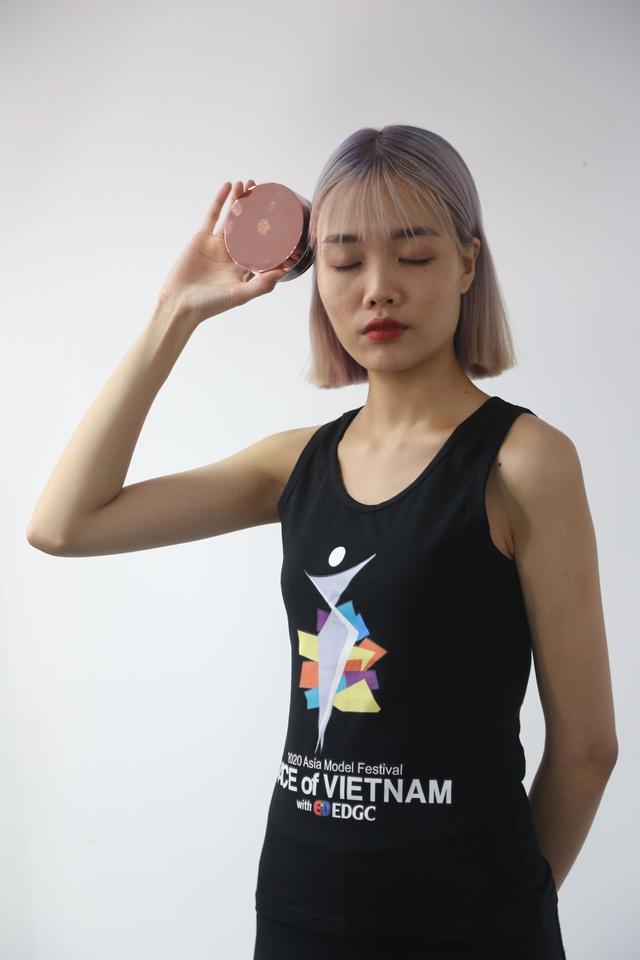 Dàn thí sinh Face of Viet Nam tự tin tạo dáng trước ống kính - Ảnh 4.