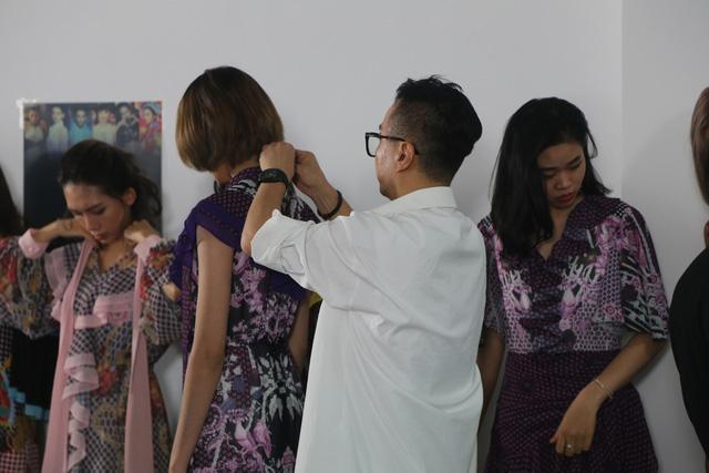 Dàn thí sinh Face of Viet Nam tự tin tạo dáng trước ống kính - Ảnh 7.
