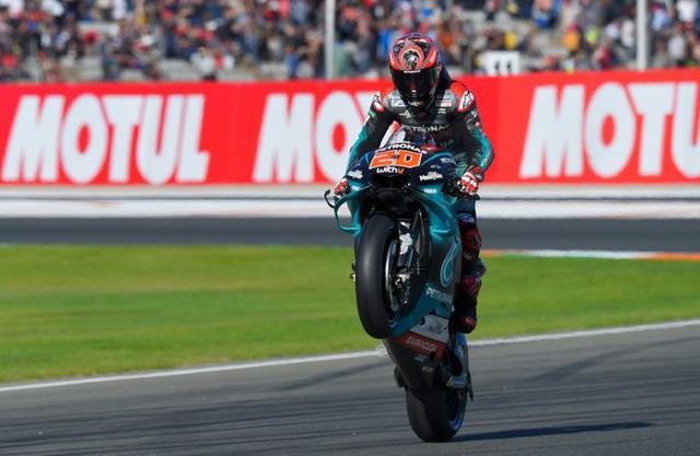 Fabio Quartararo lần thứ 6 giành pole trong mùa Moto GP 2019 - Ảnh 1.