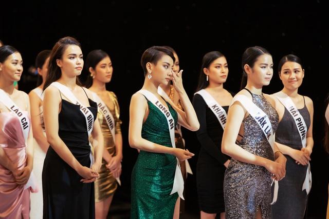 Tôi là Hoa hậu Hoàn vũ 2019 - Tập 7: Thúy Vân dẫn đầu, 15 cô gái bị loại - Ảnh 5.