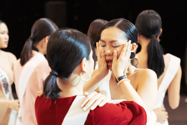 Tôi là Hoa hậu Hoàn vũ 2019 - Tập 7: Thúy Vân dẫn đầu, 15 cô gái bị loại - Ảnh 6.