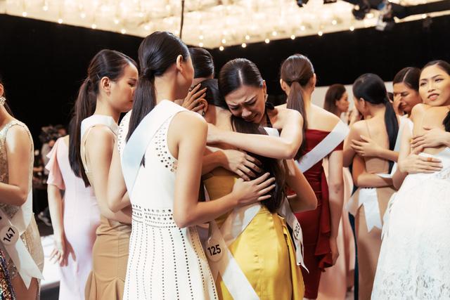 Tôi là Hoa hậu Hoàn vũ 2019 - Tập 7: Thúy Vân dẫn đầu, 15 cô gái bị loại - Ảnh 7.
