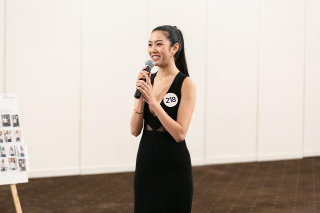 Tôi là Hoa hậu Hoàn vũ Việt Nam 2019 - Tập 7: Nhường suất cho thí sinh khác, Hương Ly bị mắng thẳng mặt - Ảnh 3.