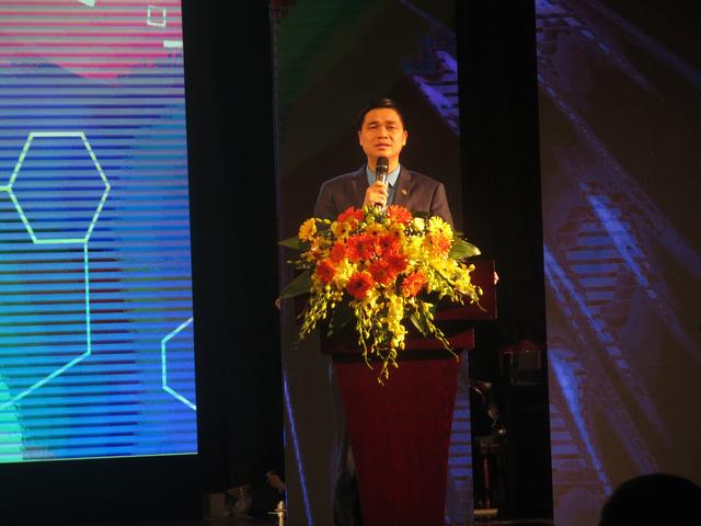 Dàn MC VTV đại náo Hội thi Giới thiệu mô hình và thuyết trình ý tưởng cải cách hành chính - Ảnh 1.