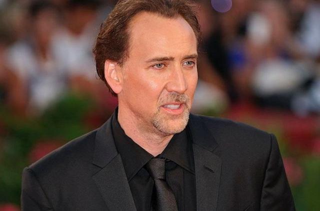 Nicolas Cage thủ vai… chính mình trong phim mới - ảnh 1