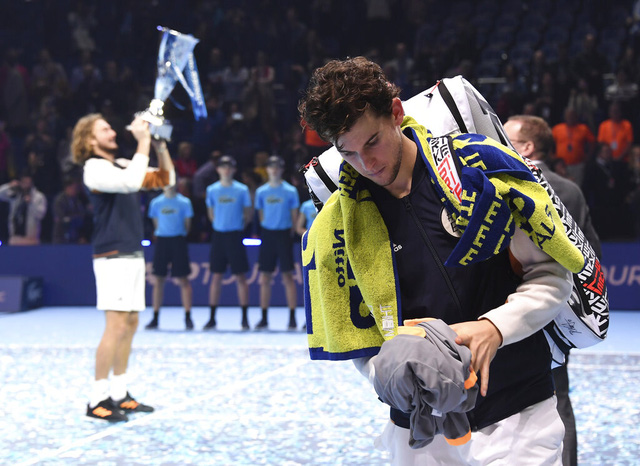 ATP Finals 2019: Dấu chấm hết cho thời đại của Federer, Nadal và Djokovic? - Ảnh 2.